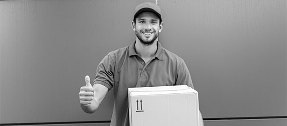 Abholung beim Kunden oder Lieferanten? OvernightExpress24 macht's möglich.