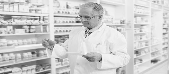 Versand von wichtigen Medikamenten, diagnostischen Proben, medizinischem Untersuchungsmaterial oder Zubehör.