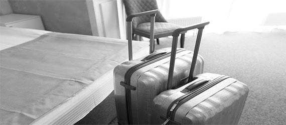 OvernightExpress24 - der leistungsstarke Partner für Ihr Gepäck.